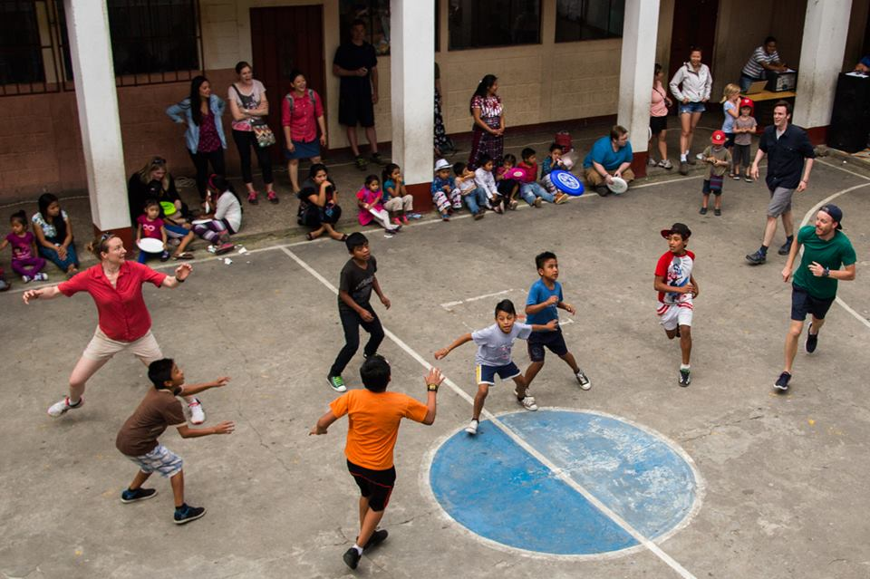 Community Support in San Juan La Laguna