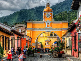 Antigua: Central America´s Most Charming City